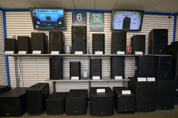 Audio Video Equipment Rentals in Minneapolis, St. Paul, and the Twin Cities Metro Area